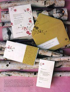 Cherry Blossoms! aka my future wedding invites