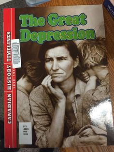 971.0623 WIS 2014. The Great Depression.