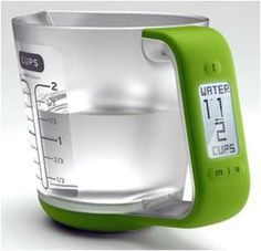 NEW DIGI MEASURING CUP.. Making the kitchen a SMART kitchen. | Product Development Blog