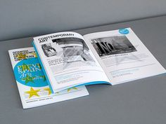 Spainish Presidency- Brochure Design
