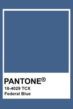 Pantone Tcx, Pantone Swatches, Color Swatches, Blue Palette, Colour Pallete, Colour Schemes, Pantone Colour Palettes, Pantone Color, Pallets
