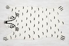 Heirloom Bear Blanket