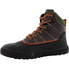 Mountain Gear - Men's Summit Boots - Brown/Orange
