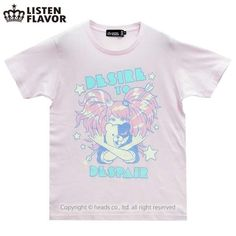 picture of LISTEN FLAVOR Ultimate Fashionista Junko Enoshima T-Shirt 3