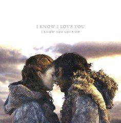 Ygritte & Jon