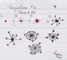 Tangleflake 6 | Flickr - Photo Sharing!