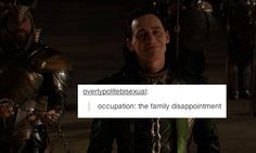 Loki and Tumblr posts