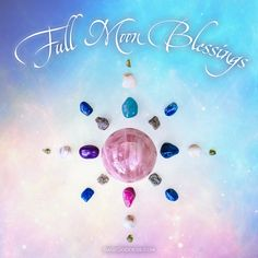Tonight we're celebrating the Full Moon in Libra with stones of Rose Quartz, Peridot, Lapis Lazuli, Opal, Sapphire, and Agate to bring in kind, gentle energies, love, and harmony ♎  What's on your altar?