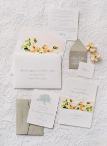 Gallery & Inspiration | Category - Invitations