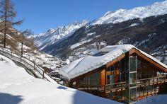 Luxury Ski Chalet, Heinz Julen Penthouse, Zermatt, Switzerland, Switzerland (photo#3077)