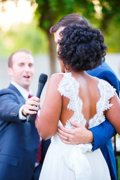 From NaturalHairBride Box To Wedding Bells! | NaturalHairBride