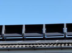 Ridgeblade wind turbine from The Power Collective Ltd