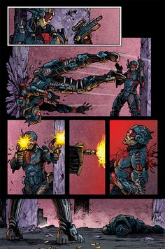 Bloodlust 4 - Seraph, page 3 by BloodlustComics on DeviantArt Cyberpunk Clothes, Page 3, Comic Books, Deviantart, Fantasy, Comics, Movie Posters, Film Poster, Cartoons