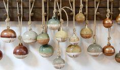 Michele Quan . ceramic bells
