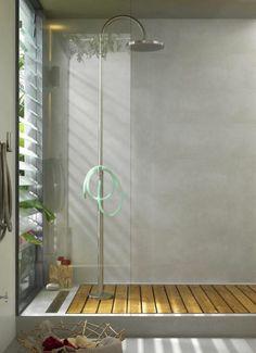 Naturmaterialien im Badezimmer –umweltschonend und stark im Trend