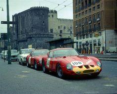 Ferrari GTO | Napoli, Targa Florio (1963):