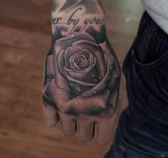 Now, while a bold and colourful rose is an awesome tattoo there is an equally striking beauty in black and grey rose tattoos. Description from blog.tattoodo.com. I searched for this on bing.com/images