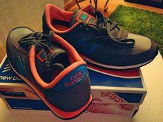 Por fin tengo mis zapatillas New Balance!
