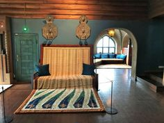 Hvitträsk Helsinki, Villa, Eero Saarinen, Matilda, Bed, Furniture, Design, Home Decor, Museum