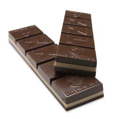 La Molina - Barre de chocolat Gianduja XXL