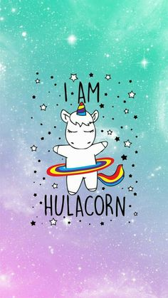 hula unicorn