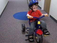Riding a bike making boy stronger - Fox 2 News Headlines