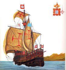 Resultado de imagem para fotos dos barcos caravela e nau