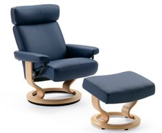 Leather Recliners Chairs | Stressless Orion | Stressless Taurus
