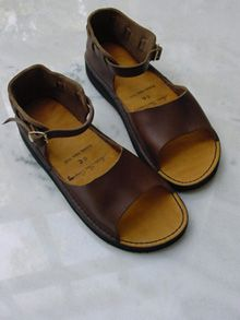Aurora Shoes from New York   The New Mexican in brown  $140