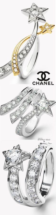 Chanel/Cométe Rings