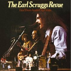 Earl Scruggs Review Live From Austin City Limits - vinyl LP