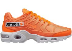 buy popular ad8ad 8b7ef Air Max Plus Just Do It Pack Orange (W) · Nike ...