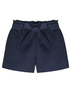 Super cute bow shorts