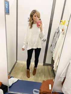 October Old Navy Try On - Lauren McBride - Winter Outfits for Work Beauty And Fashion, Look Fashion, Fashion Outfits, Milan Fashion, Womens Fashion, Fall Fashion, Fashion Shirts, Fashion Belts, Vogue Fashion