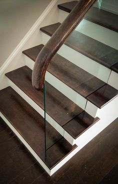artisticstairs-us.com Staircase Railings, Modern Staircase, Glass Stairs, Modern Design, Minimalist, Contemporary, Architecture, Luxury, Building