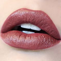 Colour Pop Lippie Stix in Lady - Act like a lady, looklike a boss in this cool toned dirty burgundy in a Matte Finish