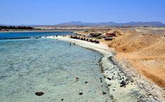 Eines der vielen vorgelagerten #Korallenriffe in #Marsa #Alam © shutterstock