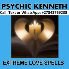 Powerful Bring Back Lover By Psychic Healer Kenneth Psychic Chat, Love Psychic, Online Psychic, Spiritual Healer, Spirituality, How To Do Love, Andrea Levy, Prayer For Married Couples, Medium Readings