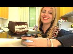 ricetta torta kinder paradiso - YouTube