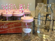 Celebrate My Whimsy: Baby Shower Styling ~favors
