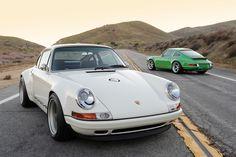 Classic Porsche 911 by Singer Design