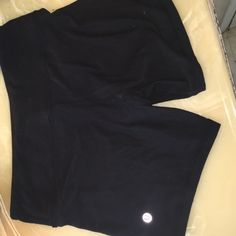 Lulu lemon shorts In good condition worn maybe 2 no holes has a pocket in them lululemon athletica Shorts