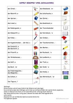 German Resources, German Language Learning, Learn German, Worksheets, Education, Graffiti, Places, Languages, Classroom