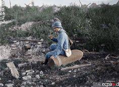 第一次世界大戦がカラー写真でよみがえる|The Huffington Post