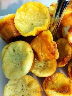 Pão de Queijo - Brasilian Cheese Popovers