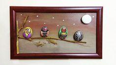 Baykuslar #taslar #tablo #tasboyama #fu #art #sanat #stonepaintingart #stonespainting #hediyelik #hediyelikesyalar #owls #gift #handmade