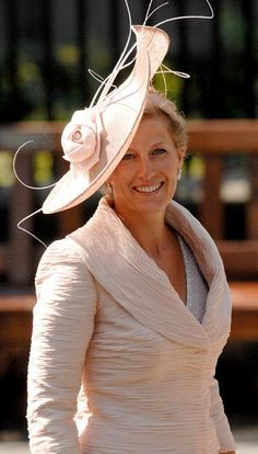 Countess of Wessex, July 30, 2011 | The Royal Hats Blog