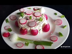 Saveur, Caprese Salad, Keto, Pudding, Desserts, Blog, Green, Boursin Cheese, Green Onions