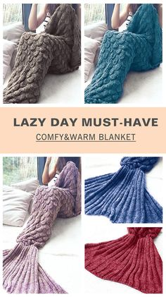 Yes, it's only $34.99 & One Week Shipping Time!This fantastic ribbed mermaid blanket totally lives up in the winter! It's everything we though it would be! It's comfy & warm which is good for cold weather, the color is amazing so it's perfect to keep you in the easy afternoon!
