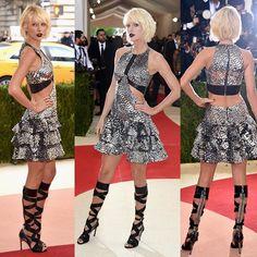 Taylor Swift    2016 Met Gala